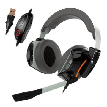 Gamdias HEPHAESTUS P1 Gaming Headset with Mic, 7.1 Sound with Reverb